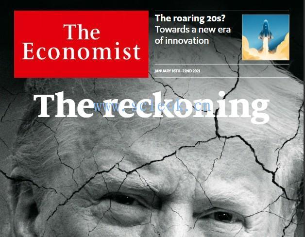 《经济学人》杂志|The Economist电子版英文版(2021.01.16)