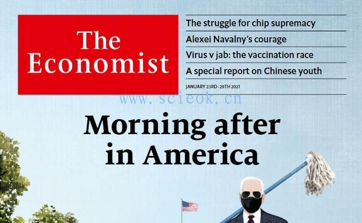 《经济学人》杂志|The Economist电子版英文版(2021.01.23)