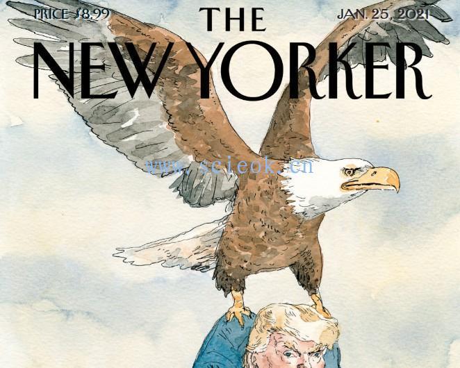 《纽约客》杂志|The New Yorker 电子杂志英文版(2021.01.25)