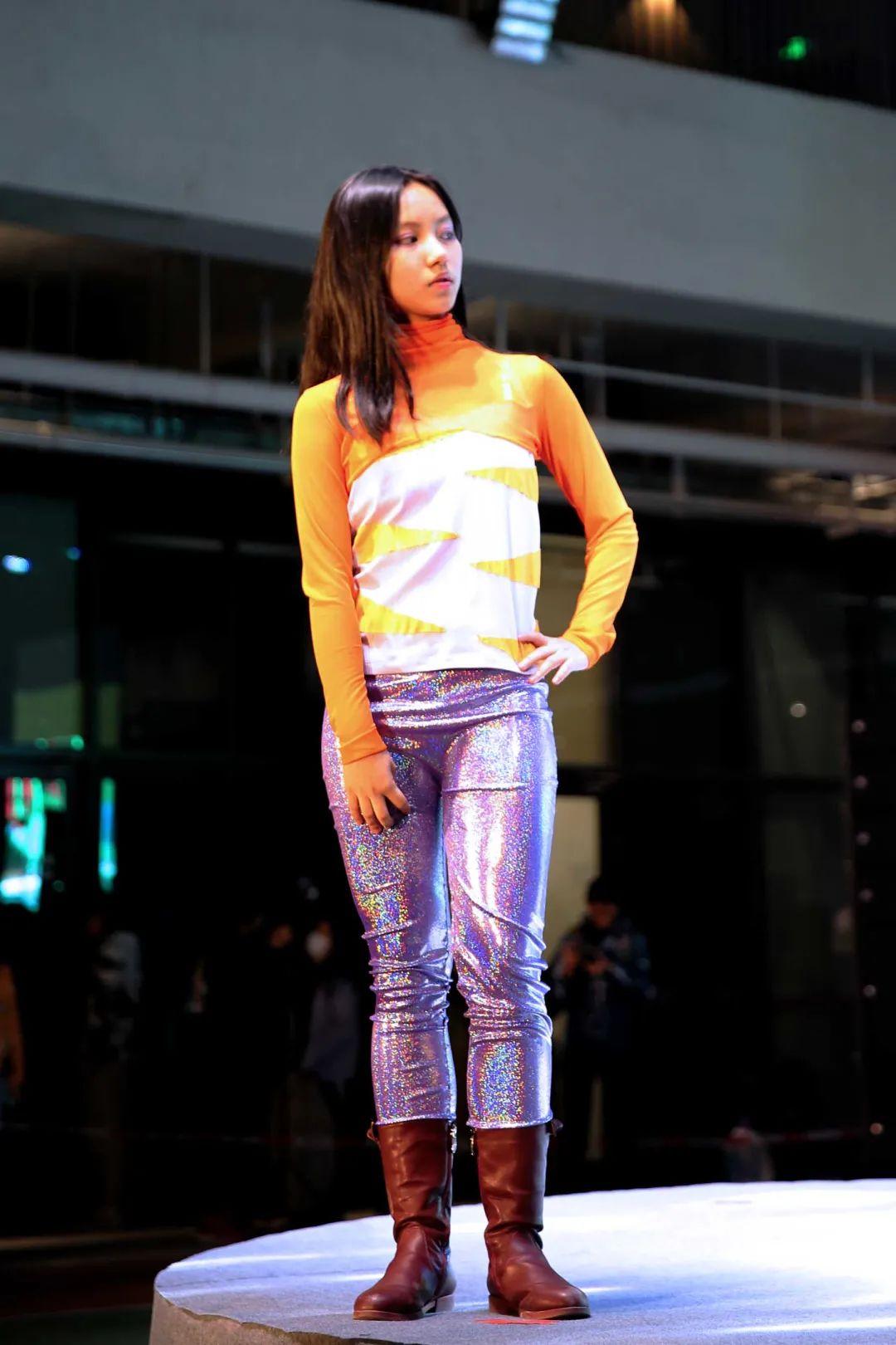 深国交2021 Fashion Show - 校园活动 疫情之下的时尚  深国交 深圳国际交流学院 第5张