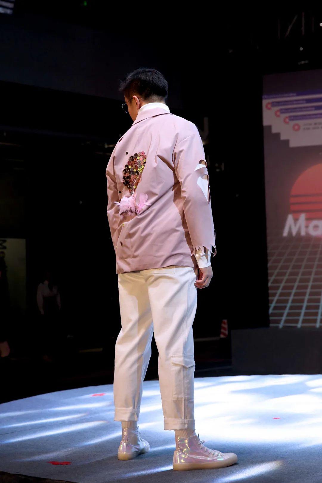 深国交2021 Fashion Show - 校园活动 疫情之下的时尚  深国交 深圳国际交流学院 第15张