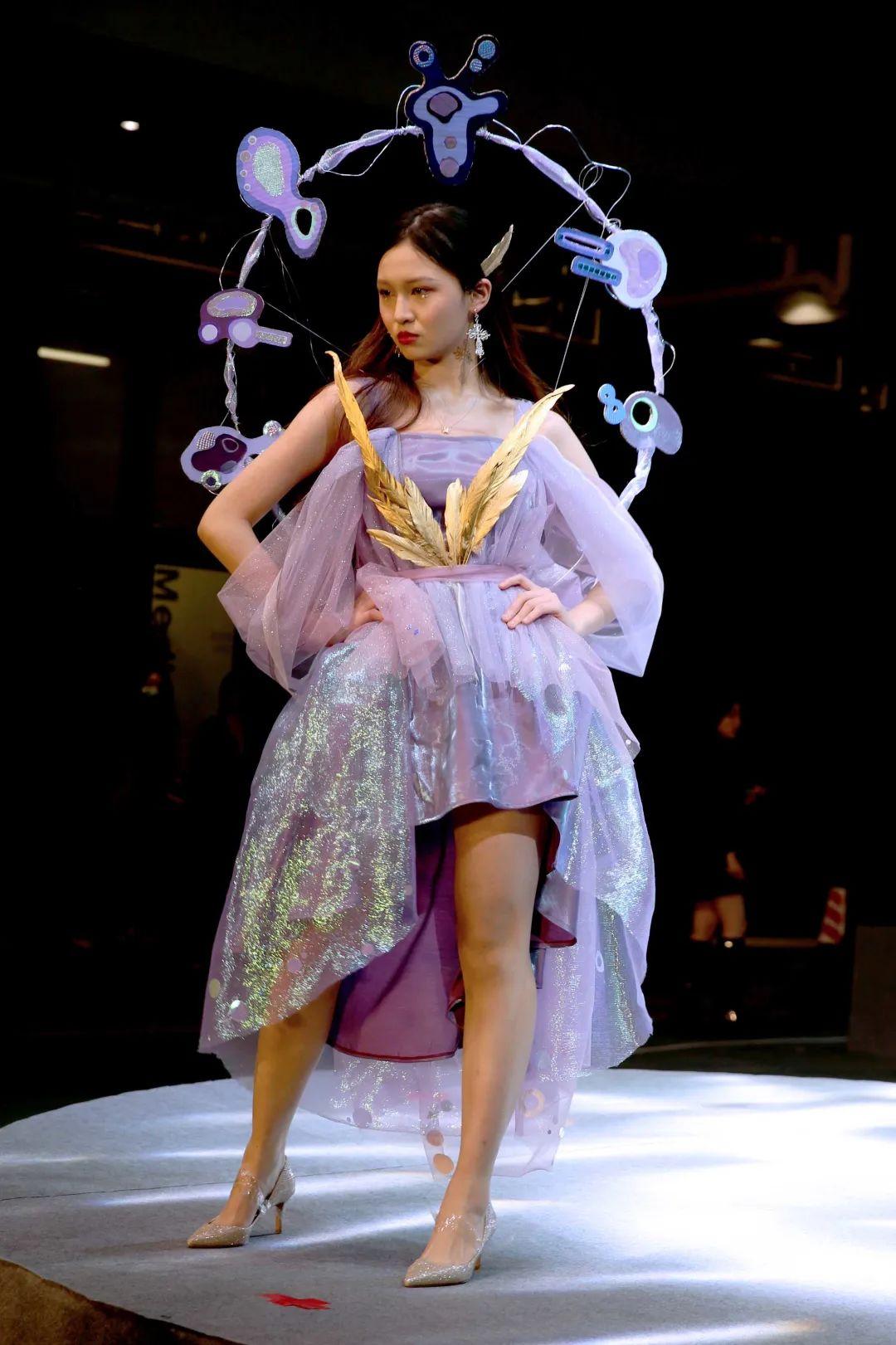 深国交2021 Fashion Show - 校园活动 疫情之下的时尚  深国交 深圳国际交流学院 第18张