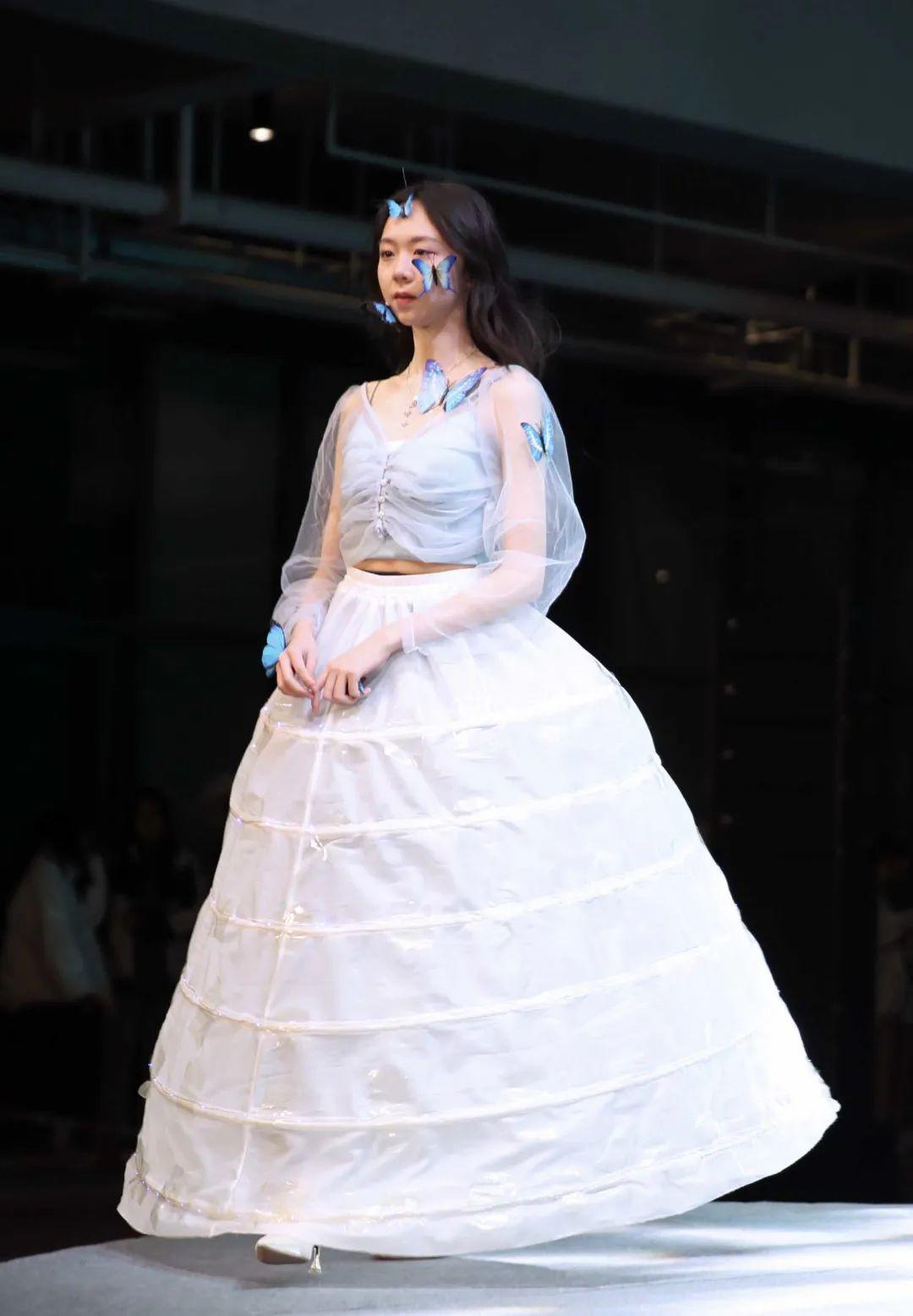 深国交2021 Fashion Show - 校园活动 疫情之下的时尚  深国交 深圳国际交流学院 第31张