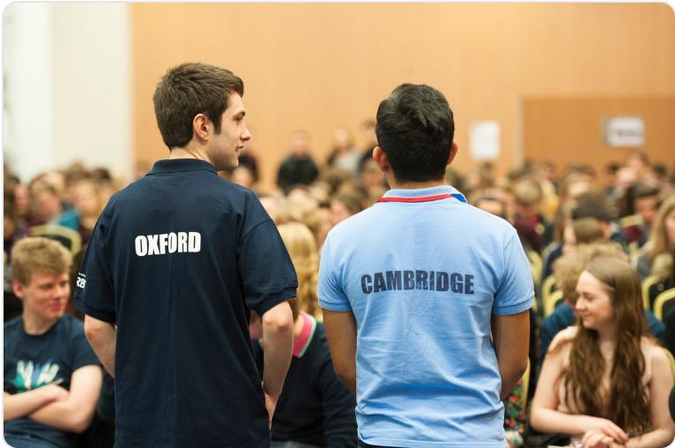 为什么牛津和剑桥不能同时申请?主要原因竟然是。。。