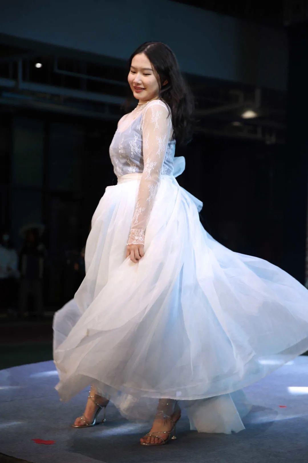 深国交2021 Fashion Show - 校园活动 疫情之下的时尚  深国交 深圳国际交流学院 第30张