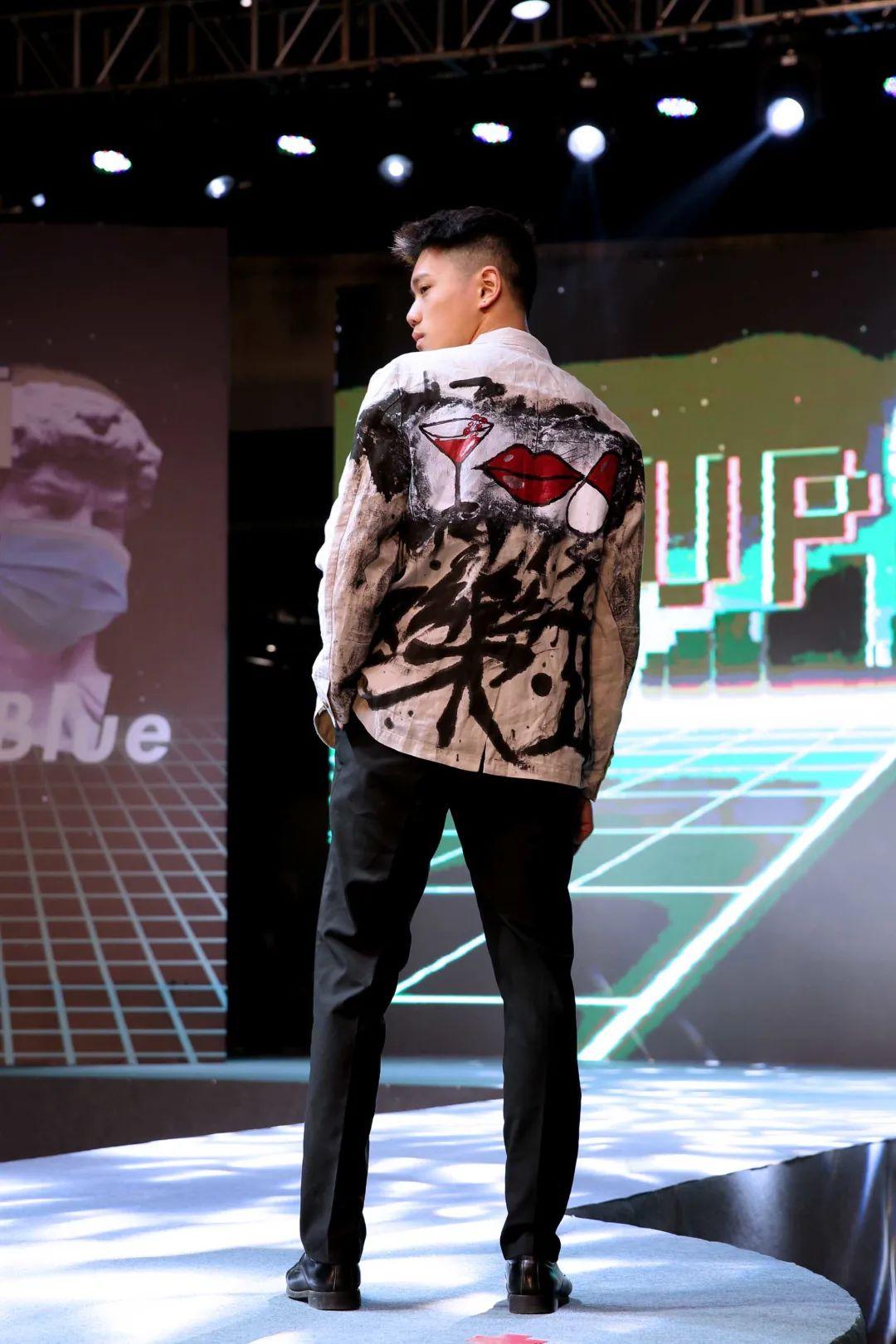 深国交2021 Fashion Show - 校园活动 疫情之下的时尚  深国交 深圳国际交流学院 第11张