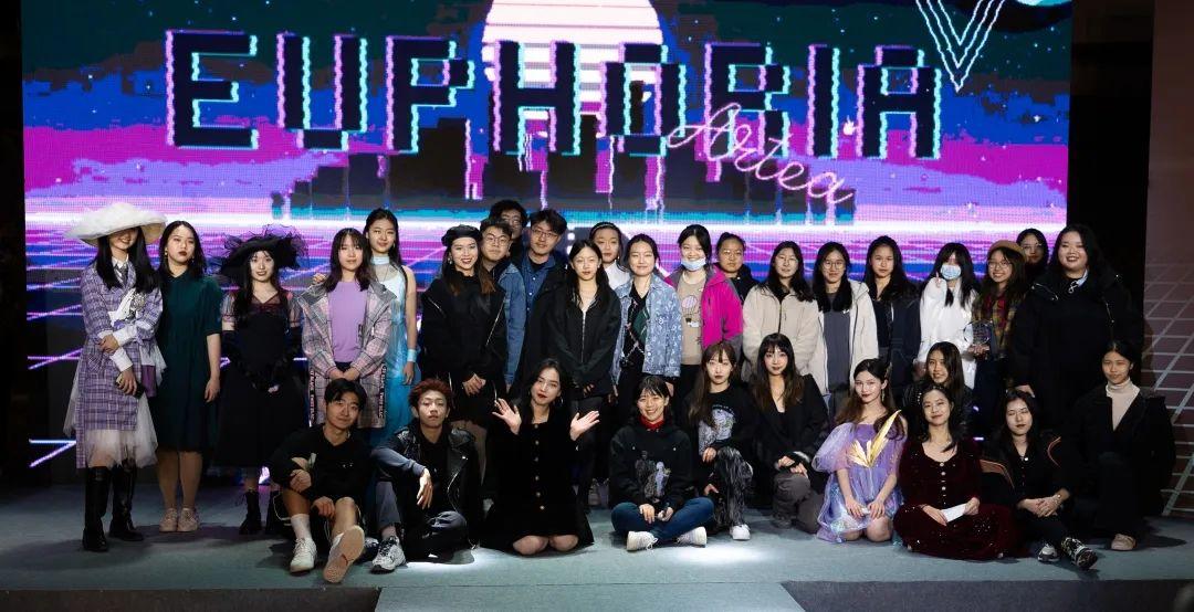 深国交2021 Fashion Show - 校园活动 疫情之下的时尚  深国交 深圳国际交流学院 第37张