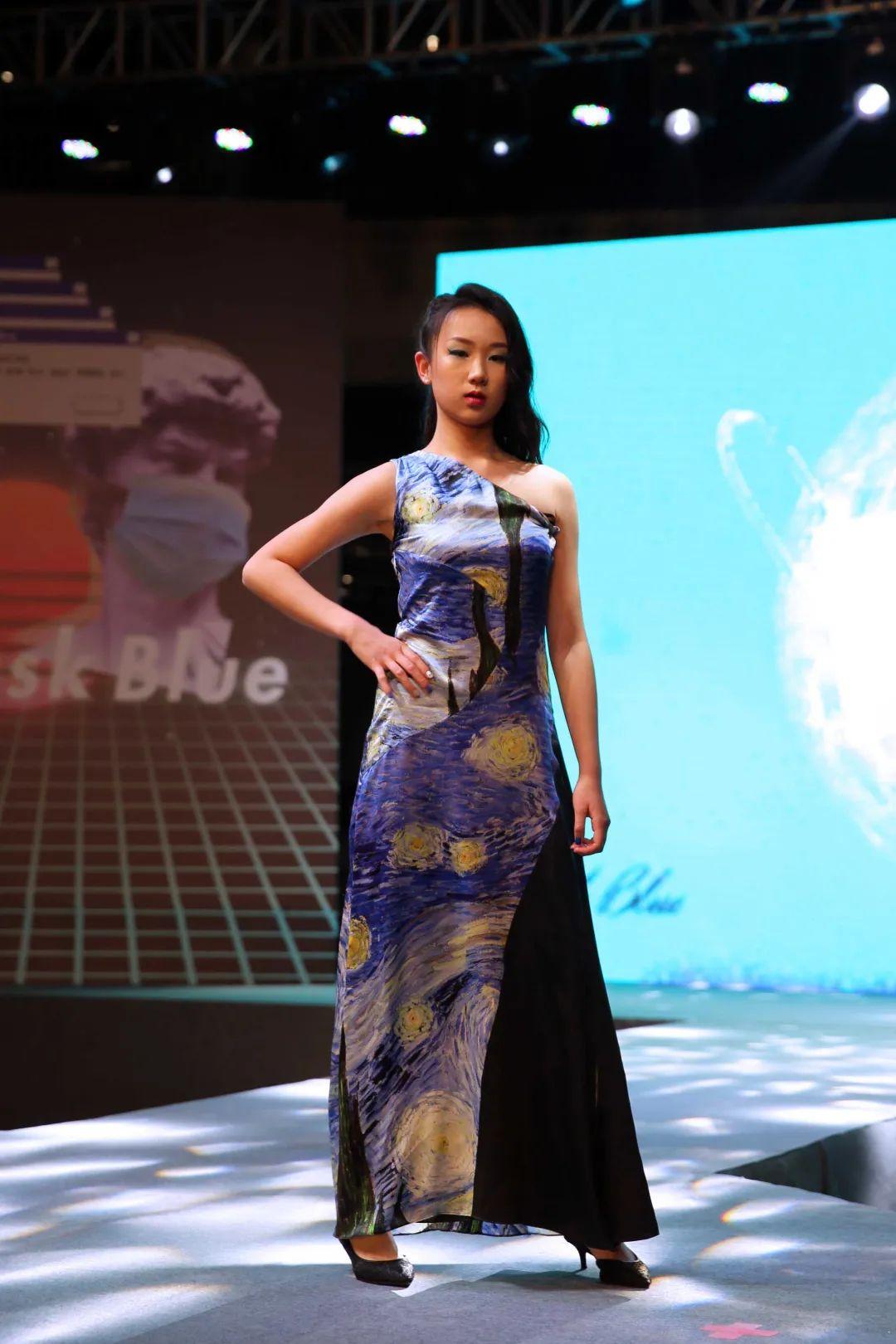深国交2021 Fashion Show - 校园活动 疫情之下的时尚  深国交 深圳国际交流学院 第25张