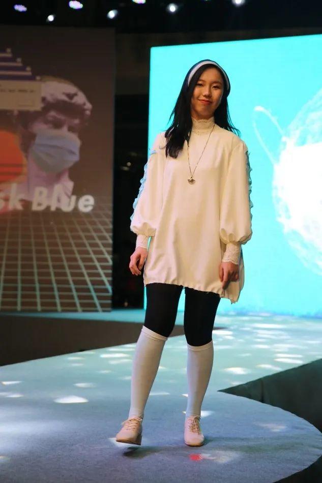 深国交2021 Fashion Show - 校园活动 疫情之下的时尚  深国交 深圳国际交流学院 第29张