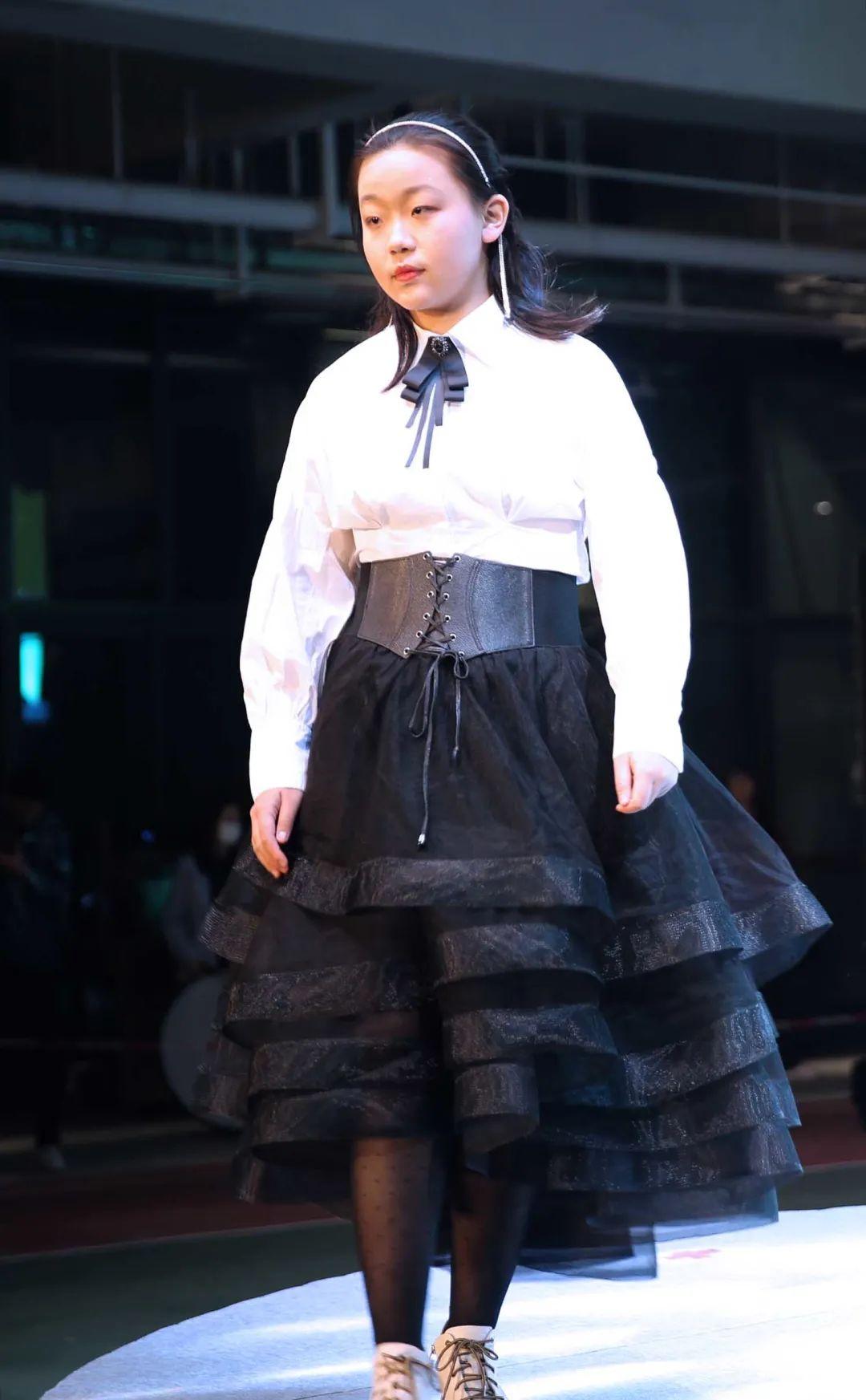 深国交2021 Fashion Show - 校园活动 疫情之下的时尚  深国交 深圳国际交流学院 第7张