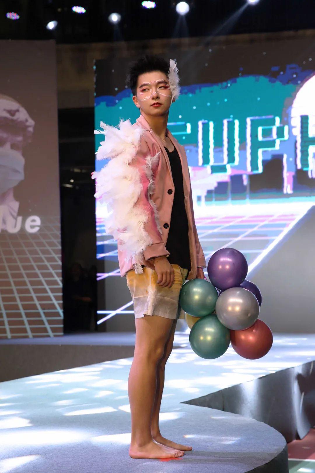 深国交2021 Fashion Show - 校园活动 疫情之下的时尚  深国交 深圳国际交流学院 第16张