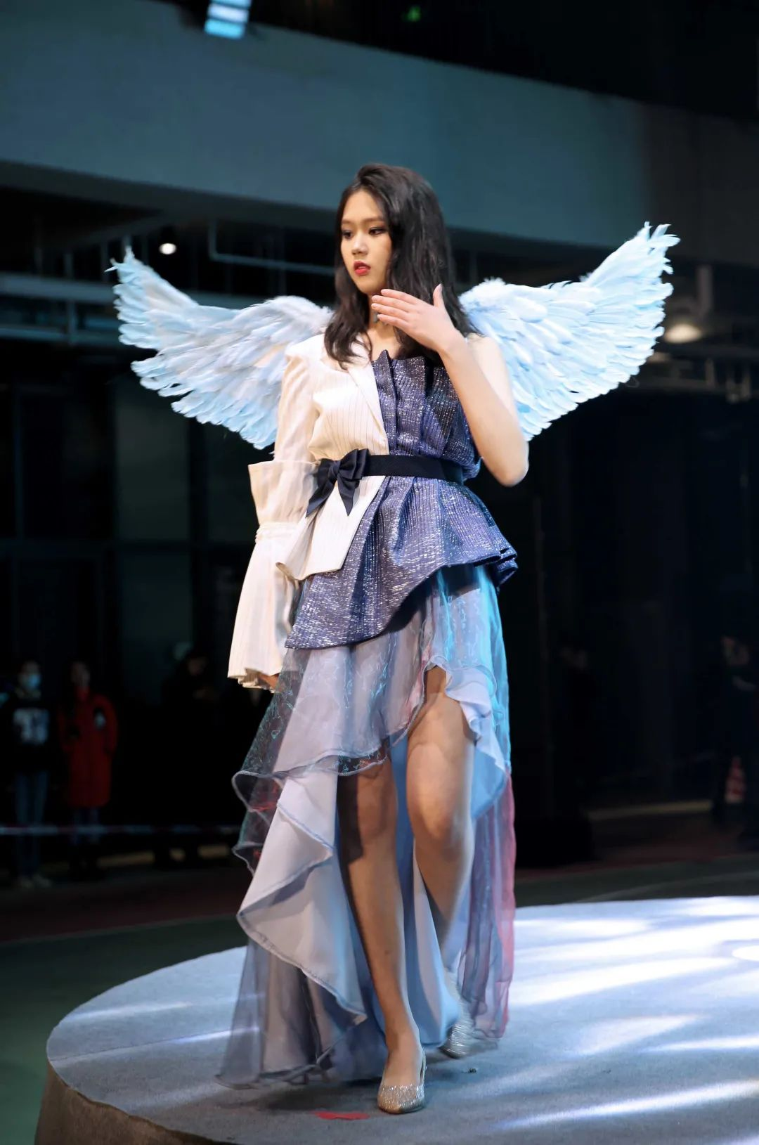 深国交2021 Fashion Show - 校园活动 疫情之下的时尚  深国交 深圳国际交流学院 第27张