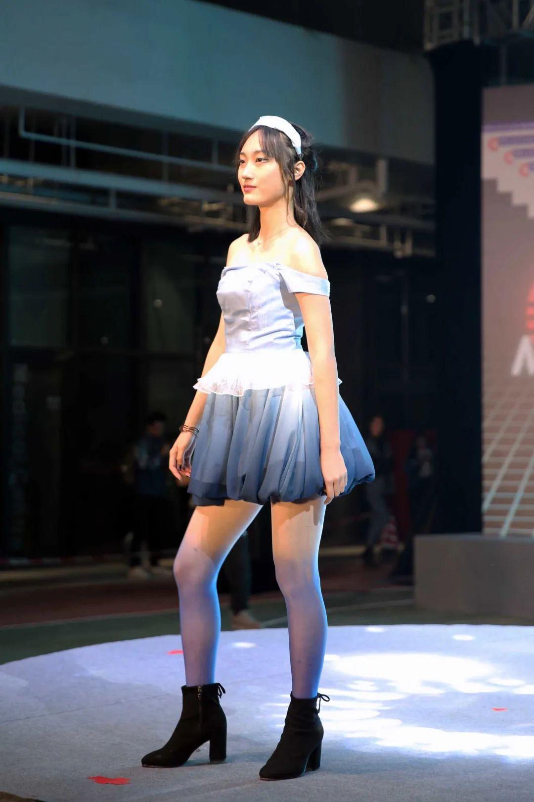 深国交2021 Fashion Show - 校园活动 疫情之下的时尚  深国交 深圳国际交流学院 第23张
