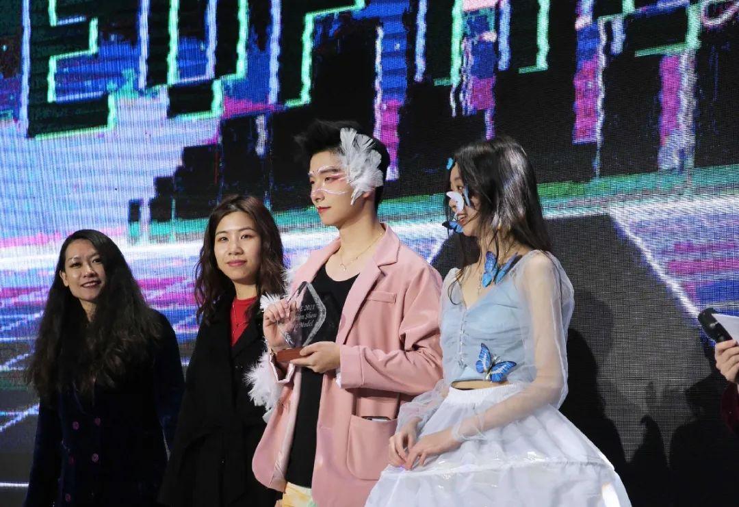 深国交2021 Fashion Show - 校园活动 疫情之下的时尚  深国交 深圳国际交流学院 第35张