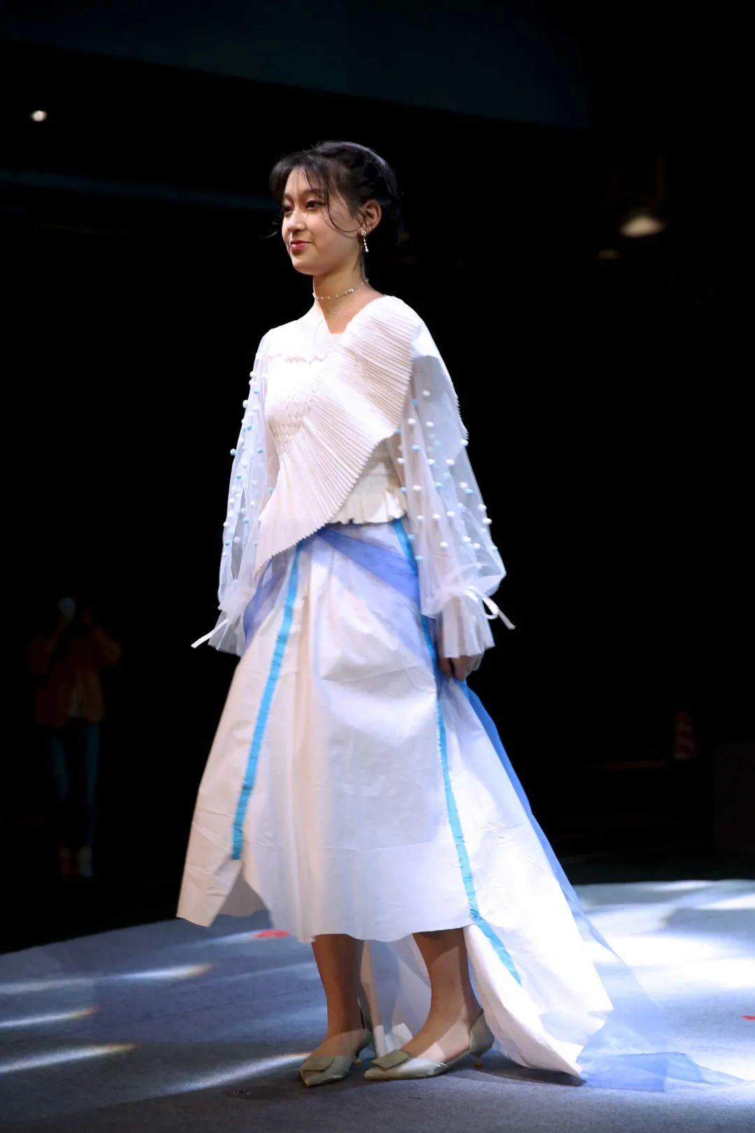 深国交2021 Fashion Show - 校园活动 疫情之下的时尚  深国交 深圳国际交流学院 第28张