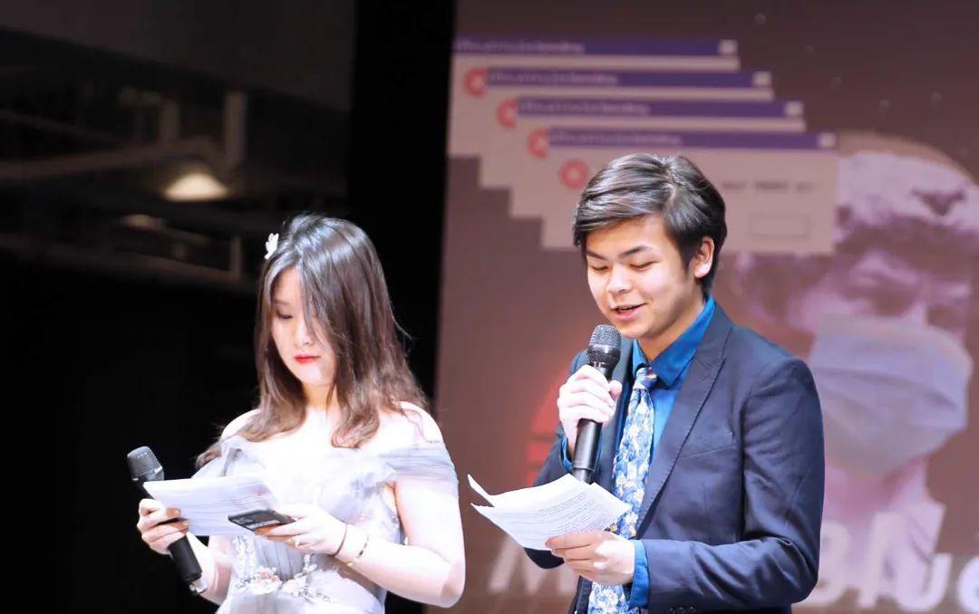 深国交2021 Fashion Show - 校园活动 疫情之下的时尚  深国交 深圳国际交流学院 第3张