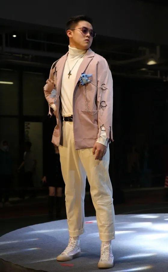 深国交2021 Fashion Show - 校园活动 疫情之下的时尚  深国交 深圳国际交流学院 第14张