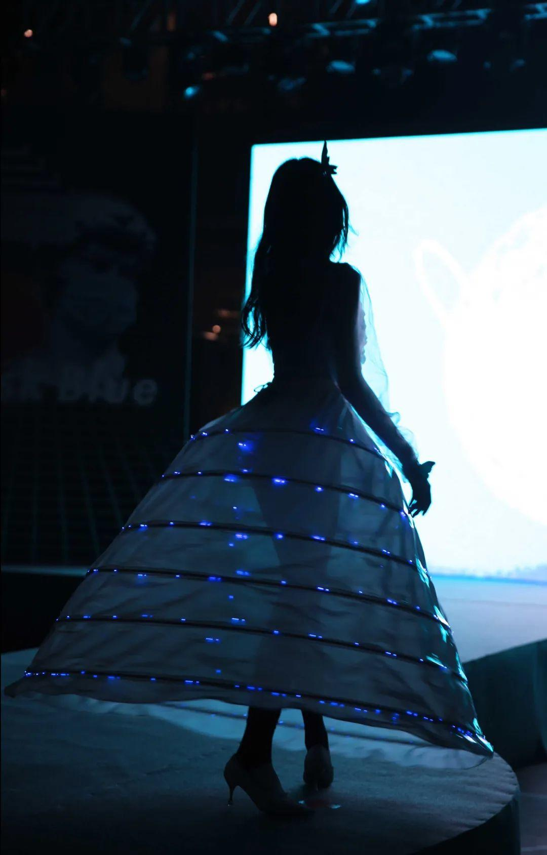深国交2021 Fashion Show - 校园活动 疫情之下的时尚  深国交 深圳国际交流学院 第32张