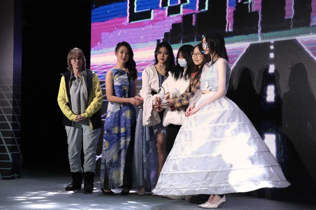 深国交2021 Fashion Show - 校园活动 疫情之下的时尚  深国交 深圳国际交流学院 第34张