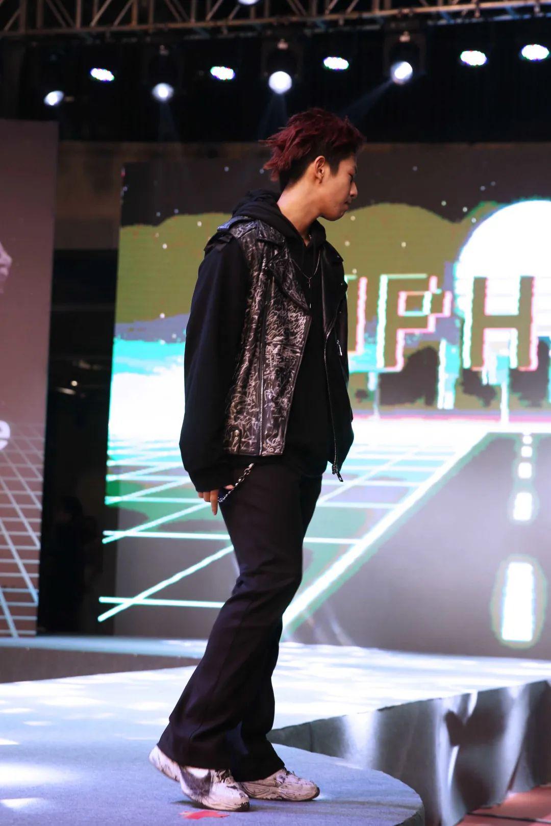 深国交2021 Fashion Show - 校园活动 疫情之下的时尚  深国交 深圳国际交流学院 第12张