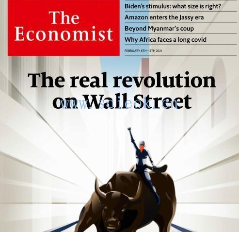 The Economist - 2021.02.06《经济学人》杂志电子版(英文)