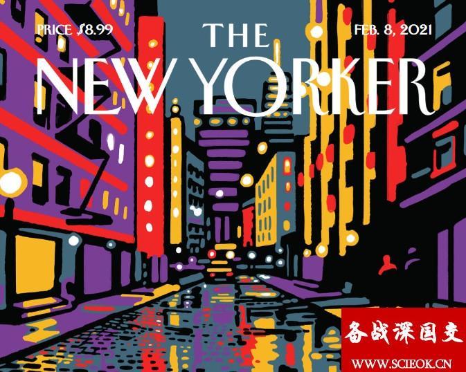 The New Yorker|2021.02.08《纽约客》电子杂志英文版