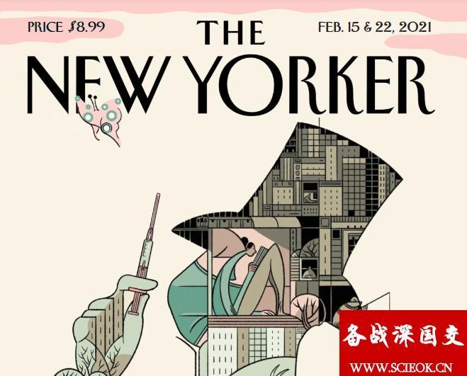 The New Yorker|2021.02.15《纽约客》电子杂志英文版
