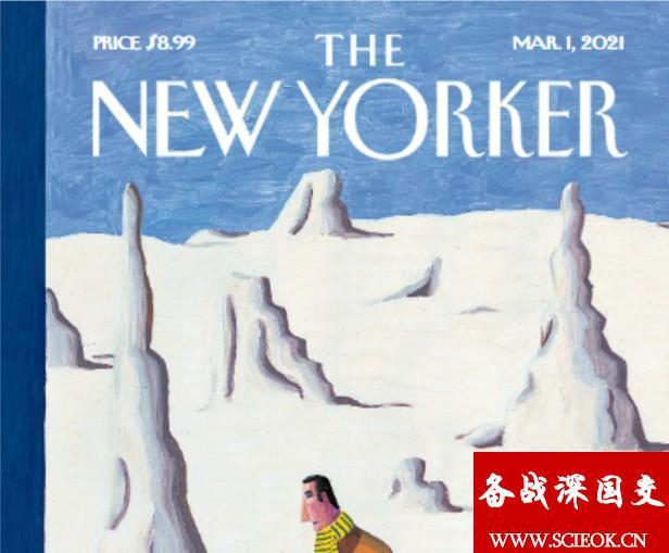 The New Yorker|2021.03.01《纽约客》电子杂志英文版