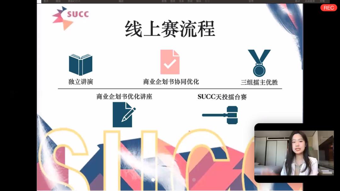 深国交商务实践社:2021SUCC线上天投擂台赛首日开幕!  深国交商务实践社 第3张