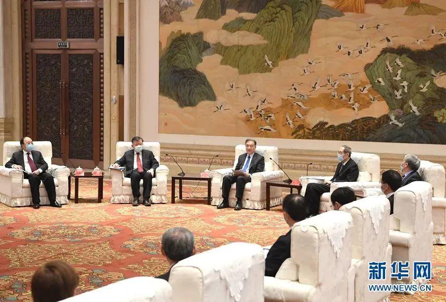 汪洋:留学人员是党和人民的宝贵财富,是中华民族伟大复兴的有生力量
