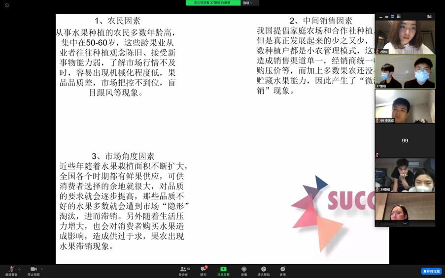 深国交商务实践社2021SUCC线上赛商业企划协同优化!  深国交商务实践社 第5张