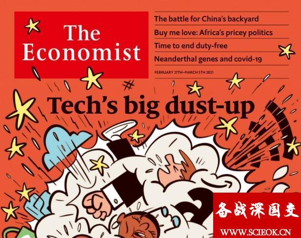 The Economist-2021.02.27《经济学人》杂志电子版(英文)
