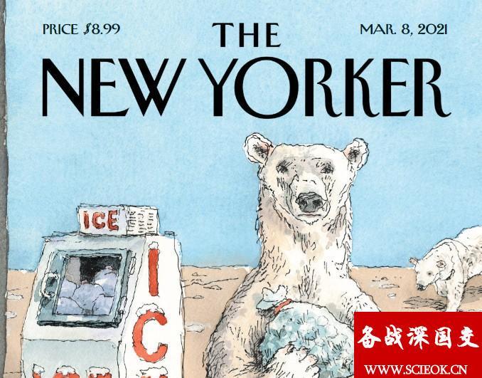 The New Yorker|2021.03.08《纽约客》电子杂志英文版