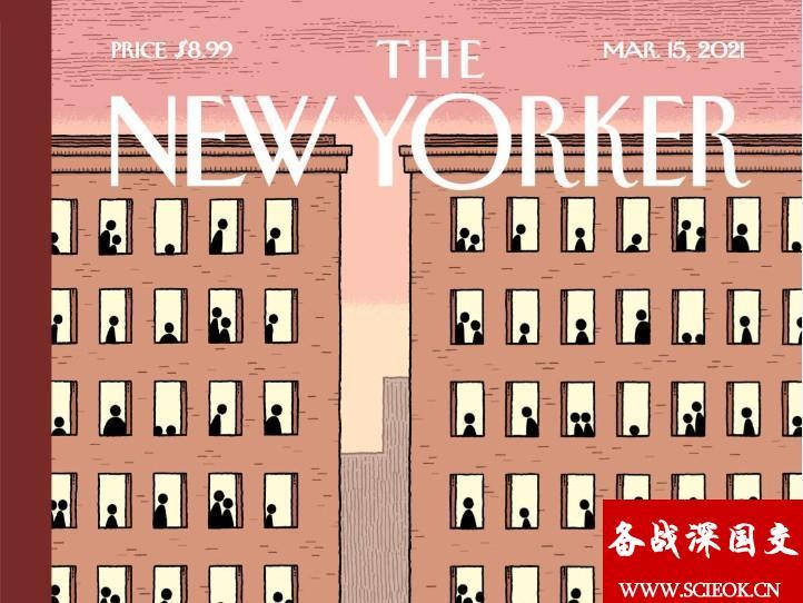 The New Yorker|2021.03.15《纽约客》电子杂志英文版  Yorker(纽约客) 英文原版杂志 第1张