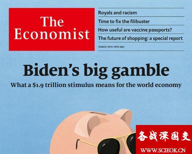 The Economist-2021.03.13《经济学人》杂志电子版(英文)
