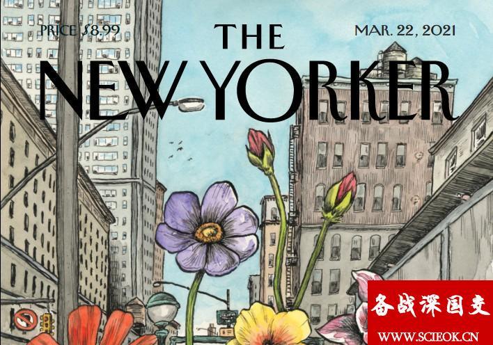 The New Yorker|2021.03.22《纽约客》电子杂志英文版