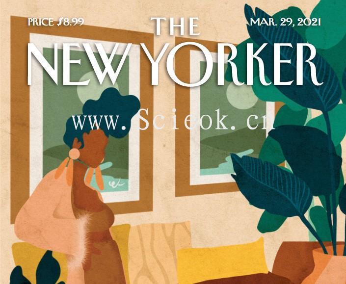 The New Yorker|2021.03.29《纽约客》电子杂志英文版