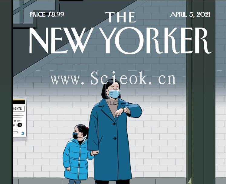 The New Yorker|2021.04.05《纽约客》电子杂志英文版