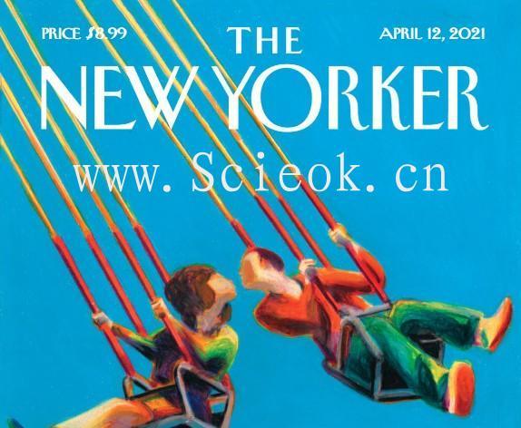 The New Yorker|2021.04.12《纽约客》电子杂志英文版