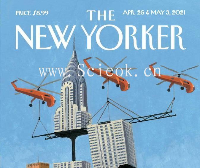 The New Yorker|2021.04.26《纽约客》电子杂志英文版