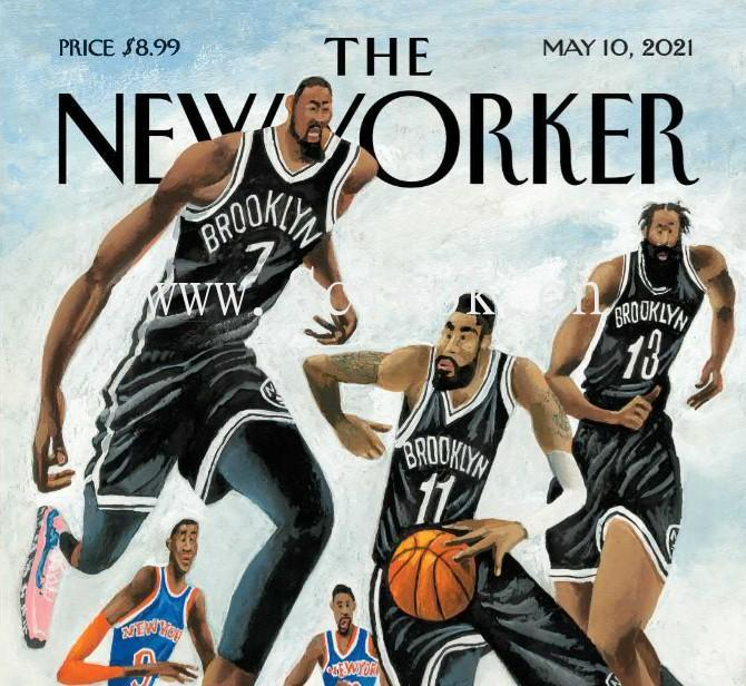 The New Yorker|2021.05.10《纽约客》电子杂志英文版