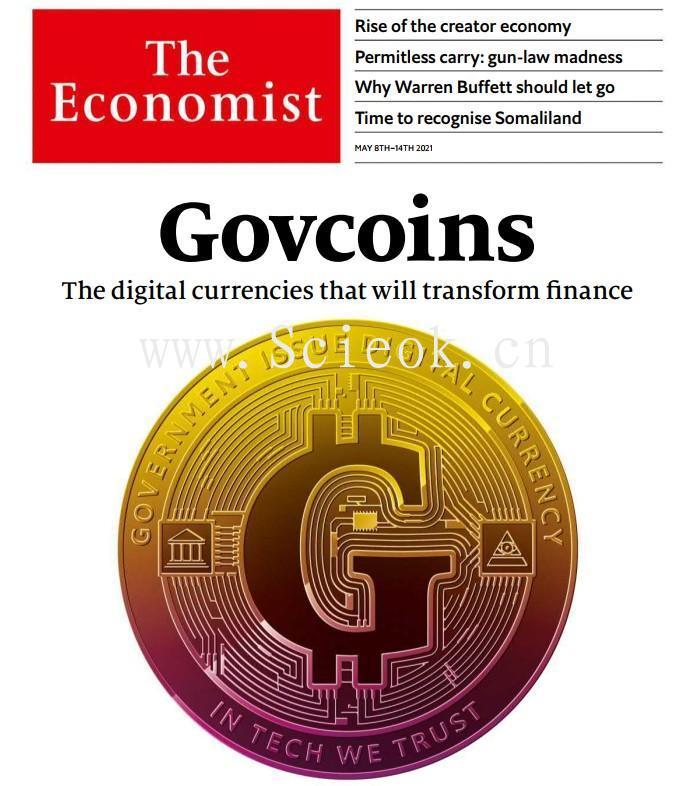 The Economist-2021.05.08《经济学人》杂志电子版(英文)