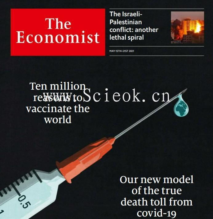 The Economist-2021.05.15《经济学人》杂志电子版(英文)