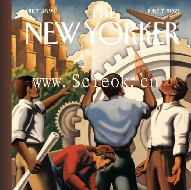 The New Yorker|2021.06.07《纽约客》电子杂志英文版