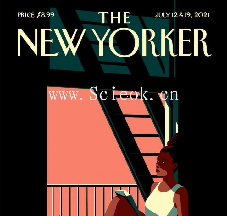The New Yorker 2021.07.12《纽约客》电子杂志英文版