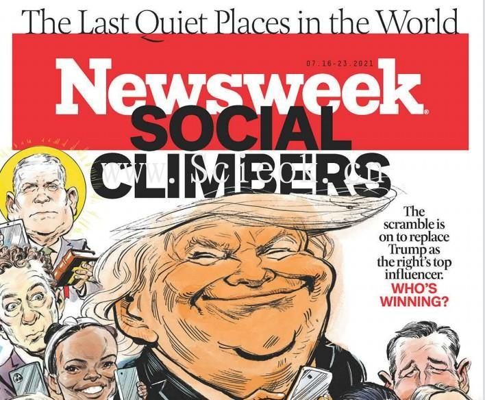 Newsweek-20210716美国《新闻周刊》杂志电子版(英文)