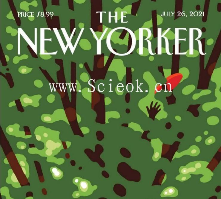 The New Yorker 2021.07.26《纽约客》电子杂志英文版