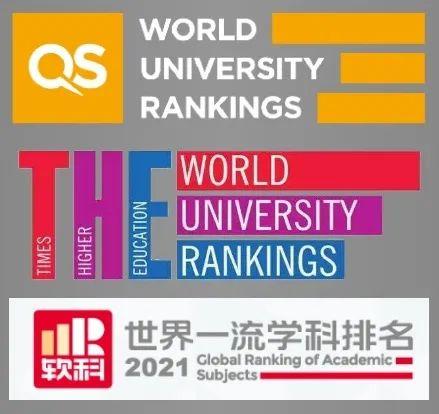三大世界排名 会计金融学科分类前10英国学校 LSE三大榜单稳居前2