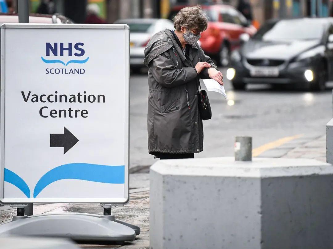 自己看吧... 英国30个留学城市,最新疫情数据汇总!