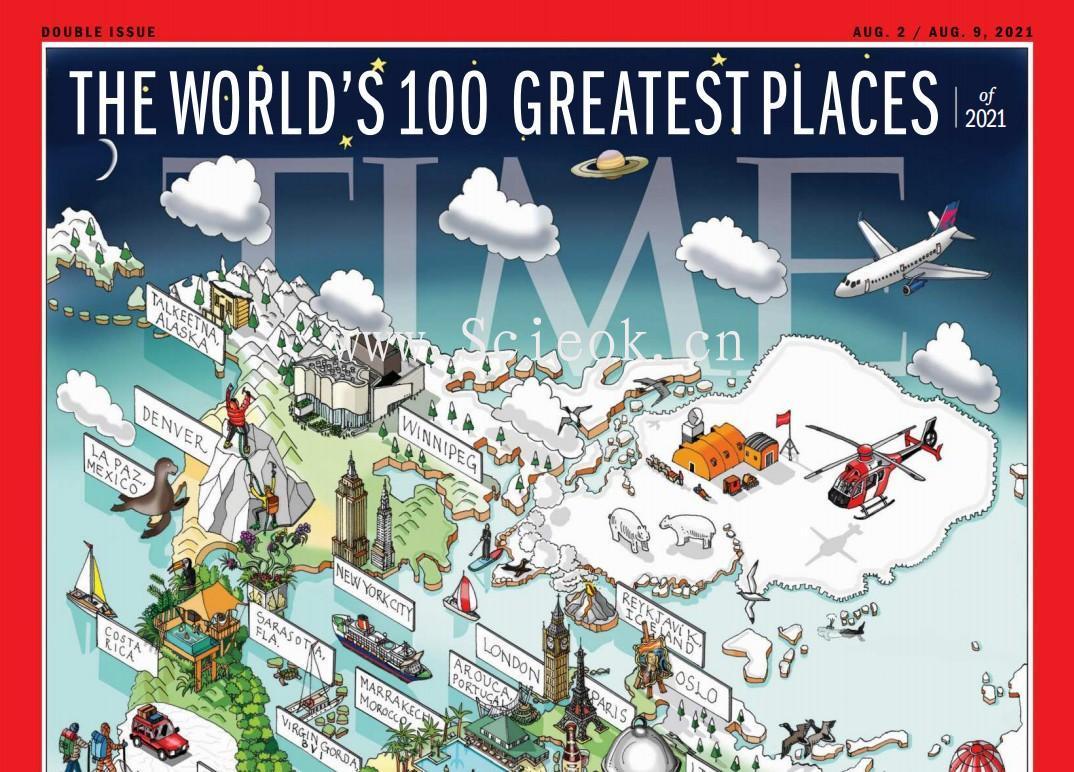 Time - 2021.08.02《时代周刊》电子杂志(国际版)